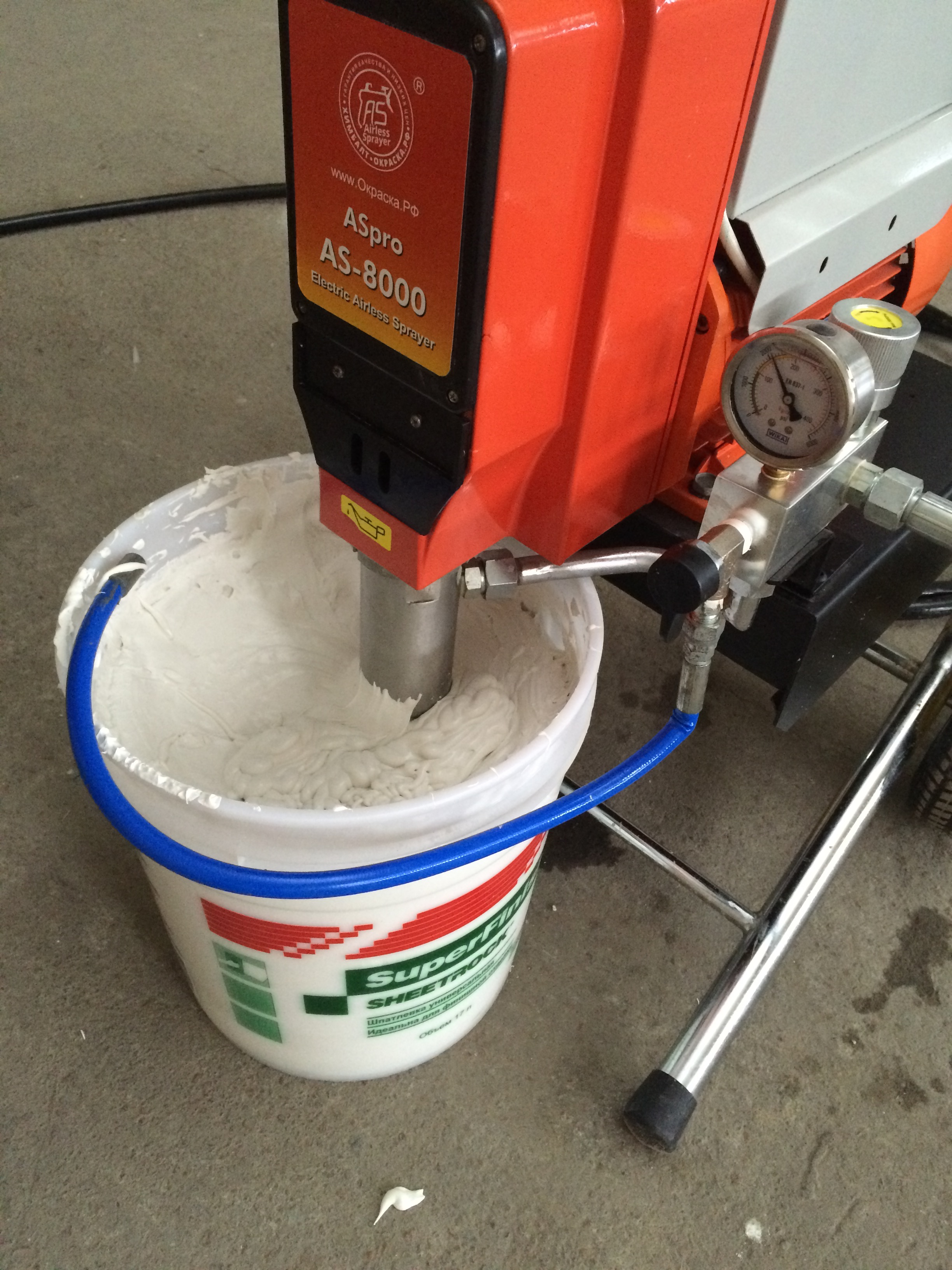 Оборудование для нанесение шпатлевки цена наливные полы sikafloor-263 sl прайс