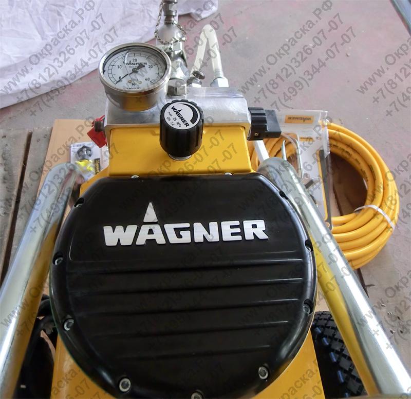 окрасочный агрегат высокого давления Wagner SuperFinish SF7000