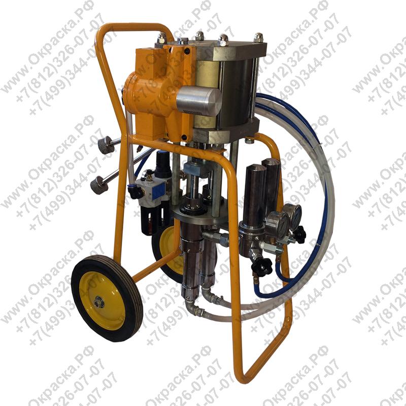 Установка для нанесения жидкой шпатлевки с пневматическим приводом относятся бетонные наливные и полимерные полы даже имея достаточно известные