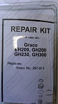 Graco repair kit EH200, GH200, GH230, GH300 №287-813